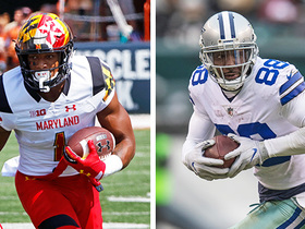 Watch: Curtis Conway: D.J. Moore is a shorter, faster, younger Dez Bryant