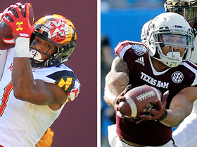Watch: D.J. Moore vs. Christian Kirk: Comparing their top potential landing spots