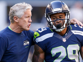 Watch: Carroll on Earl Thomas: 'He's a Seahawk. I don't know what everyone's talking about'