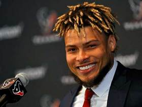 Watch: Tyrann Mathieu reacts to Texans' 2018 schedule