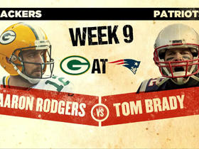 Watch: Kay Adams: Packers-Patriots may determine NFL's best QB