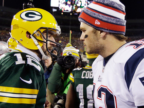 Watch: What will happen when Tom Brady and Aaron Rodgers go head to head