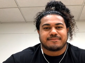 Watch: Vita Vea explains his epic leap from top of a bridge