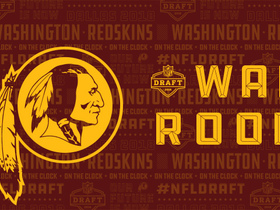 Watch: Redskins' war room: Projecting Washington's first three selections in 2018 NFL Draft