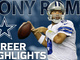 Watch: Tony Romo career highlights | NFL Legends