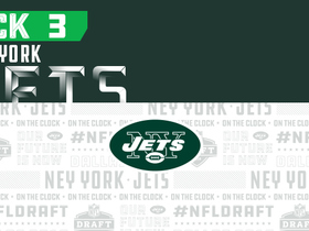 Watch: Jets pick No. 3 | 2018 NFL Mock Draft Live