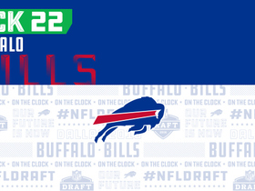 Watch: Bills pick No. 22 | NFL Mock Draft Live