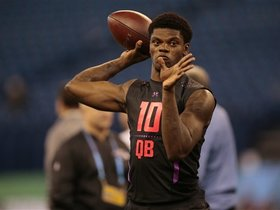 Watch: Peter Schrager: Lamar Jackson is setting a new precedent for future draft prospects