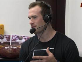 Watch: Redskins Radio: ITLR: Kevin Hogan On Redskins Weapons
