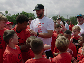 Watch: Blake Bortles Foundation Oviedo Camp