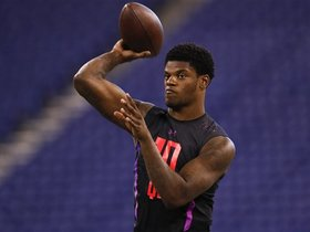 Watch: Joel Klatt: Lamar Jackson will help a team Day 1 while he's still developing in the NFL