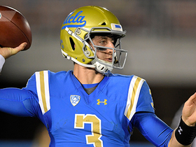 Watch: Garafolo: Don't rule out Josh Rosen for the Jets at No. 3