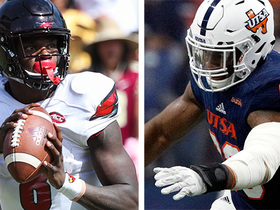Watch: Predicting draft ranges for first-round prospects