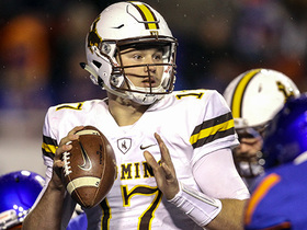 Watch: Ian Rapoport explains why Josh Allen is the draft's biggest domino