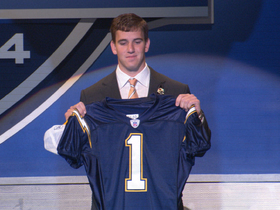 Watch: This Day in Draft History: The Manning-Rivers Draft Night Swap