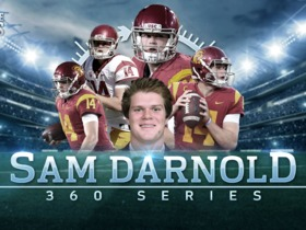 Watch: Move The Sticks 360: Sam Darnold