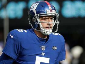 Watch: Judy Battista: Giants' minicamp is a showcase for Davis Webb