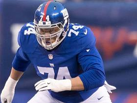 Watch: Ian Rapoport: Giants in trade discussions for Ereck Flowers