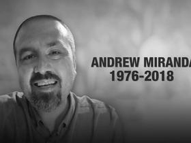 Watch: NFL Media remembers Andrew Miranda, 1976-2018