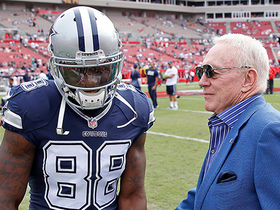 Watch: Jerry Jones: 'We know we won't have' WR in this draft who can make Dez-type impact