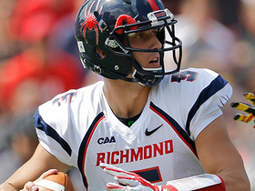 Watch: Robinson: When it's all said and done, Kyle Lauletta may be the best QB of this class