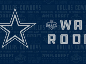 Watch: Cowboys' war room: Projecting Dallas' first two selections in 2018 NFL Draft