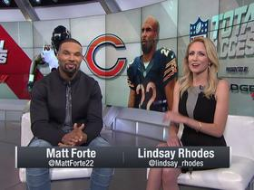 Watch: Matt Forte on 2018 NFL Draft class: 'The every-down running back is back'