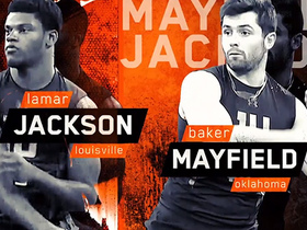 Watch: Soul & Science: Jackson, Mayfield boast lightning-quick traits