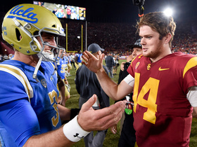 Watch: Peter Schrager: Josh Rosen will be fourth QB taken, but may be the best
