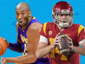 Watch: Move The Sticks: Sam Darnold on Kobe Bryant's mentality