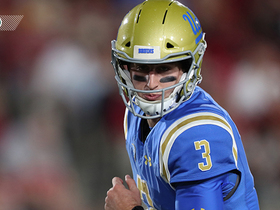 Watch: Jay Glazer: Josh Rosen is the guy that Jets will 'zero in on' at No. 3