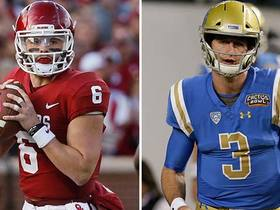 Watch: Aikman: Mayfield, Rosen are the only rookie QBs I think can play Week 1