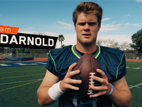 Watch: Soul & Science: Darnold showcases incredibly explosive release