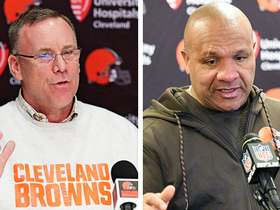 Watch: Steve Wyche: Hue Jackson, Jimmy Haslam involved in Browns pick at No. 1