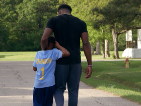 Watch: NFL 360: Father Figure with Danny Johnson