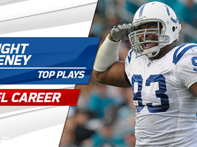 Watch: Best plays from Dwight Freeney's 15-year career