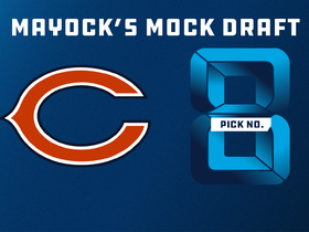 Watch: Mike Mayock 2018 mock draft: Bears | No. 8