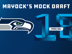 Watch: Mike Mayock 2018 mock draft: Seahawks | No. 18