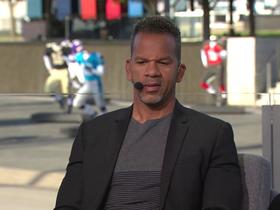 Watch: Andre Reed on if Bills should draft a QB: 'I think this is the time to do it'