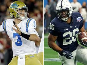 Watch: Draft-day buzz: What are Browns, Giants and Jets planning with top three picks?