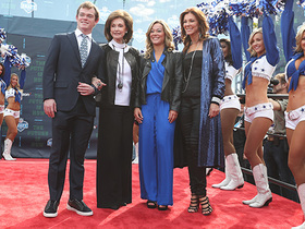 Watch: Charlotte Jones-Anderson on draft: 'Get to see the NFL at its best'