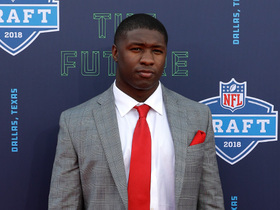 Watch: Roquan Smith on draft: 'This story is just getting started'