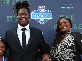 Watch: Shaquem Griffin's mom reflects on her son's emotional journey to the draft