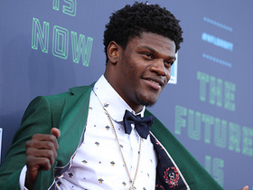 Watch: Lamar Jackson on his NFL position: Quarterback is all I know