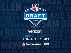 Watch: Draft Day 2 tonight