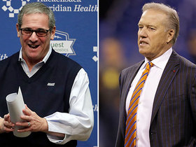Watch: Rapoport: Broncos could make the Giants an offer they can't refuse for the No. 2 pick