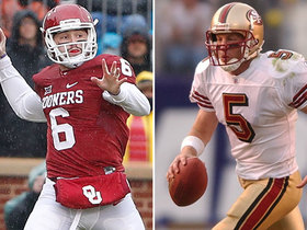 Watch: Baker Mayfield player comparison: Jeff Garcia