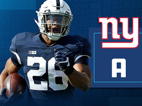 Watch: Instant Draft Grade Saquon Barkley: A