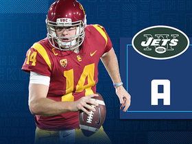 Watch: Instant Draft Grade Sam Darnold: A