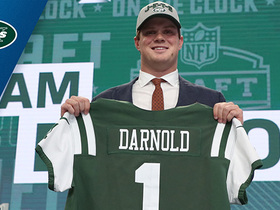 Watch: Jets select Sam Darnold No. 3 in the 2018 NFL Draft